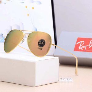 RayBan 3026 RB Unisex Sunglasses